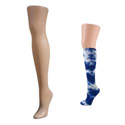 Standing Female Leg Display - Fleshtone