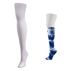 Standing Female Leg Display - White