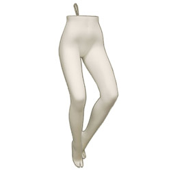 Wall Hanging Female Mannequin Legs