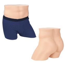 Male Butt Form Display - Fleshtone
