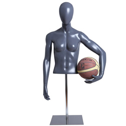 Female Player Form Holding Basketball with Base